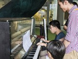 Pianovers Meetup #100 (Celebratory Themed), Jeremy Foo playing