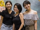 Pianovers Meetup #100 (Celebratory Themed), Winny, Julia Goh, and Lim Xin Hui