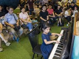 Pianovers Meetup #100 (Celebratory Themed), Tammy Lee performing for us