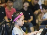Pianovers Meetup #100 (Celebratory Themed), Chia I-Wen performing