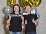 Pianovers Meetup #100 (Celebratory Themed), Felicia, and Sng Yong Meng