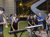 Pianovers Meetup #100 (Celebratory Themed), Julia Goh, and Lim Ee Fong playing