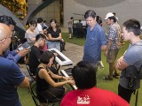 Pianovers Meetup #100 (Celebratory Themed), Kendrick Ong, and Julia Goh playing