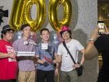 Pianovers Meetup #100 (Celebratory Themed), Zafri, Wayne Cheung, Eric Tian, and Teh Yuqing