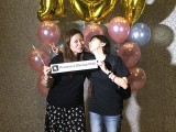 Pianovers Meetup #100 (Celebratory Themed), Pianovers taking picture at photo booth #38