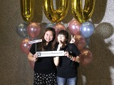 Pianovers Meetup #100 (Celebratory Themed), Pianovers taking picture at photo booth #39