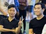 Pianovers Meetup #101, Will Liang, and Louis