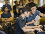 Pianovers Meetup #101, Jonathan Lam performing