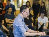 Pianovers Meetup #101, Yu Teik Lee performing