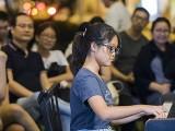 Pianovers Meetup #102, Erika Iishiba performing