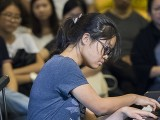Pianovers Meetup #102, Erika Iishiba performing for us
