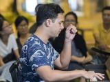 Pianovers Meetup #102, Benyamin Nuss performing