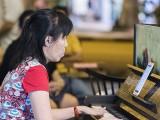Pianovers Meetup #102, May Ling performing