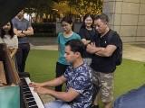 Pianovers Meetup #102, Benyamin Nuss playing