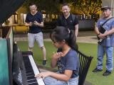 Pianovers Meetup #102, Erika Iishiba playing