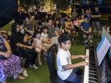 Pianovers Meetup #103, Wesley Chang performing