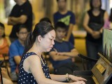 Pianovers Meetup #103, Jenny Soh performing