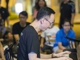 Pianovers Meetup #103, Yu Teik Lee performing
