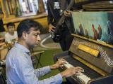 Pianovers Meetup #103, Peter Prem, and Joshua performing #2