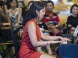 Pianovers Meetup #104, Mayuri performing