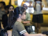 Pianovers Meetup #105, Erika Iishiba performing