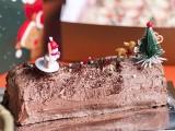 Pianovers Meetup #106 (Christmas Themed), Log cake