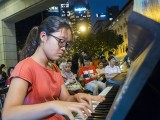 Pianovers Meetup #106 (Christmas Themed), Erika Iishiba performing