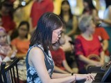 Pianovers Meetup #106 (Christmas Themed), Janice Liew performing