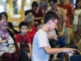 Pianovers Meetup #106 (Christmas Themed), Wang Yifei performing