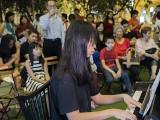 Pianovers Meetup #106 (Christmas Themed), Wang Yiting performing