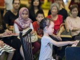 Pianovers Meetup #106 (Christmas Themed), Chia I-Wen performing