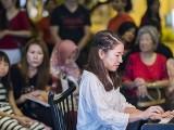 Pianovers Meetup #106 (Christmas Themed), Nao Aoyama performing
