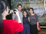Pianovers Recital 2018, Hiro, Erika Iishiba, and Winny Tunardy