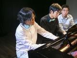 Pianovers Recital 2018, Teh Yuqing, and Jonathan Lam performing #2