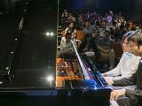 Pianovers Recital 2018, Teh Yuqing, and Jonathan Lam performing #3