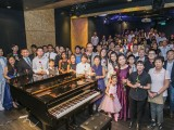 Pianovers Recital 2018, Group picture #1