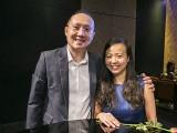 Pianovers Recital 2018, Sng Yong Meng, and Pauline Tan