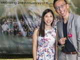 Pianovers Recital 2018, Yu Teik Lee, and friend