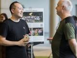 Pianovers Meetup #107, Sng Yong Meng, and Keith Pettit