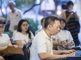 Pianovers Meetup #107, Gavin Koh performing