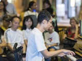 Pianovers Meetup #107, Gan Theng Beng performing