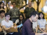 Pianovers Meetup #107, Kendrick Ong Bing Shao performing