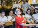 Pianovers Meetup #107, Ma Yuchen performing