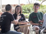 Pianovers Meetup #108, Sng Yong Meng, Joanne, and Matthew