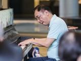 Pianovers Meetup #108, Amos Ko playing