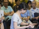 Pianovers Meetup #108, Janice Liew performing