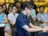 Pianovers Meetup #108, Leow Hong Ee performing
