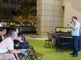 Pianovers Meetup #108, Amos Ko sharing with us