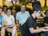 Pianovers Meetup #108, Wu Mingsong performing