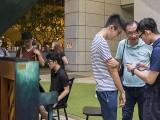 Pianovers Meetup #108, Joshen, Amos Ko, and Leow Hong Ee